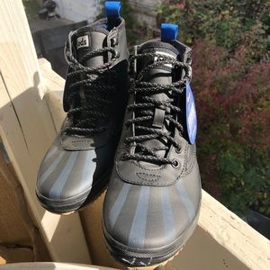 Ked's Ortholite High Top Rain Shoes